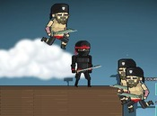 Action-spil-pirate-vs-ninjas