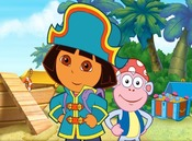 Game-speed--dora-the-explorer-and-the-treasure-of-the-pirate-ship