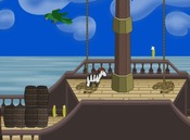 Action-game-james-the-pirate-zebra